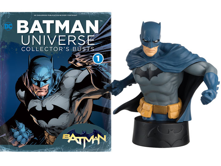 Vincent menier eaglemoss bustcollection 01 batman