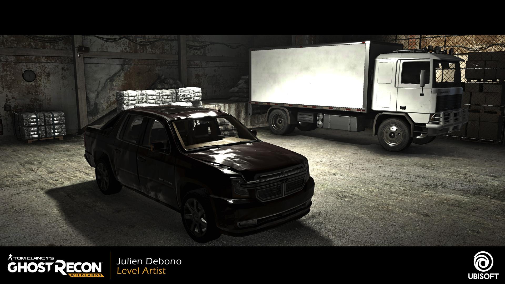 Julien debono truck02