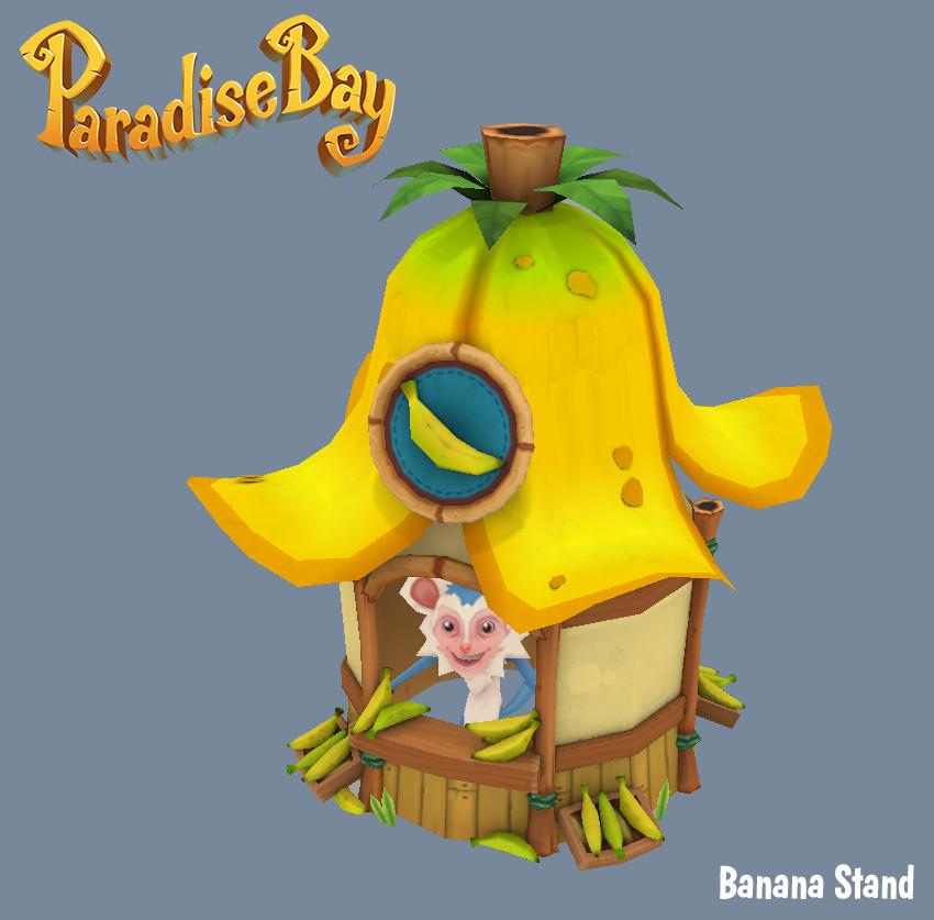Banana Stand (mobile)