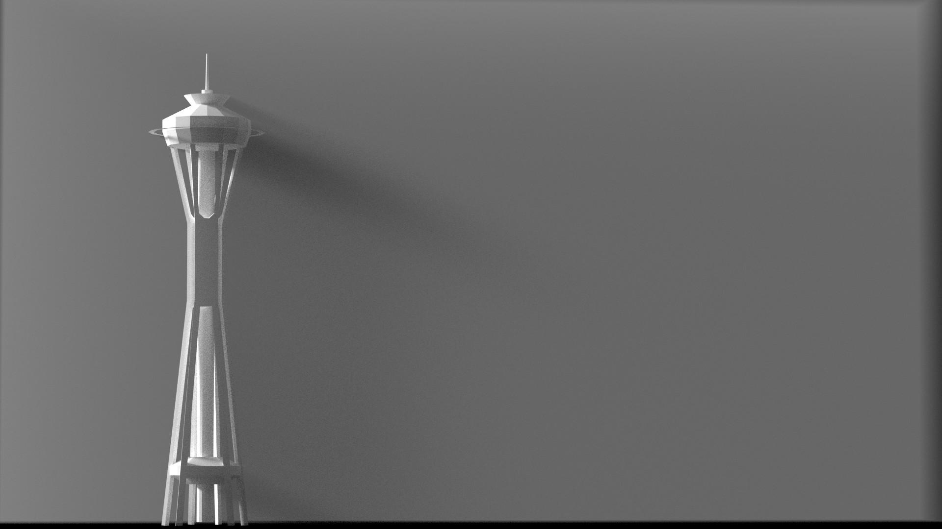 Shoji ushiyama needle 1