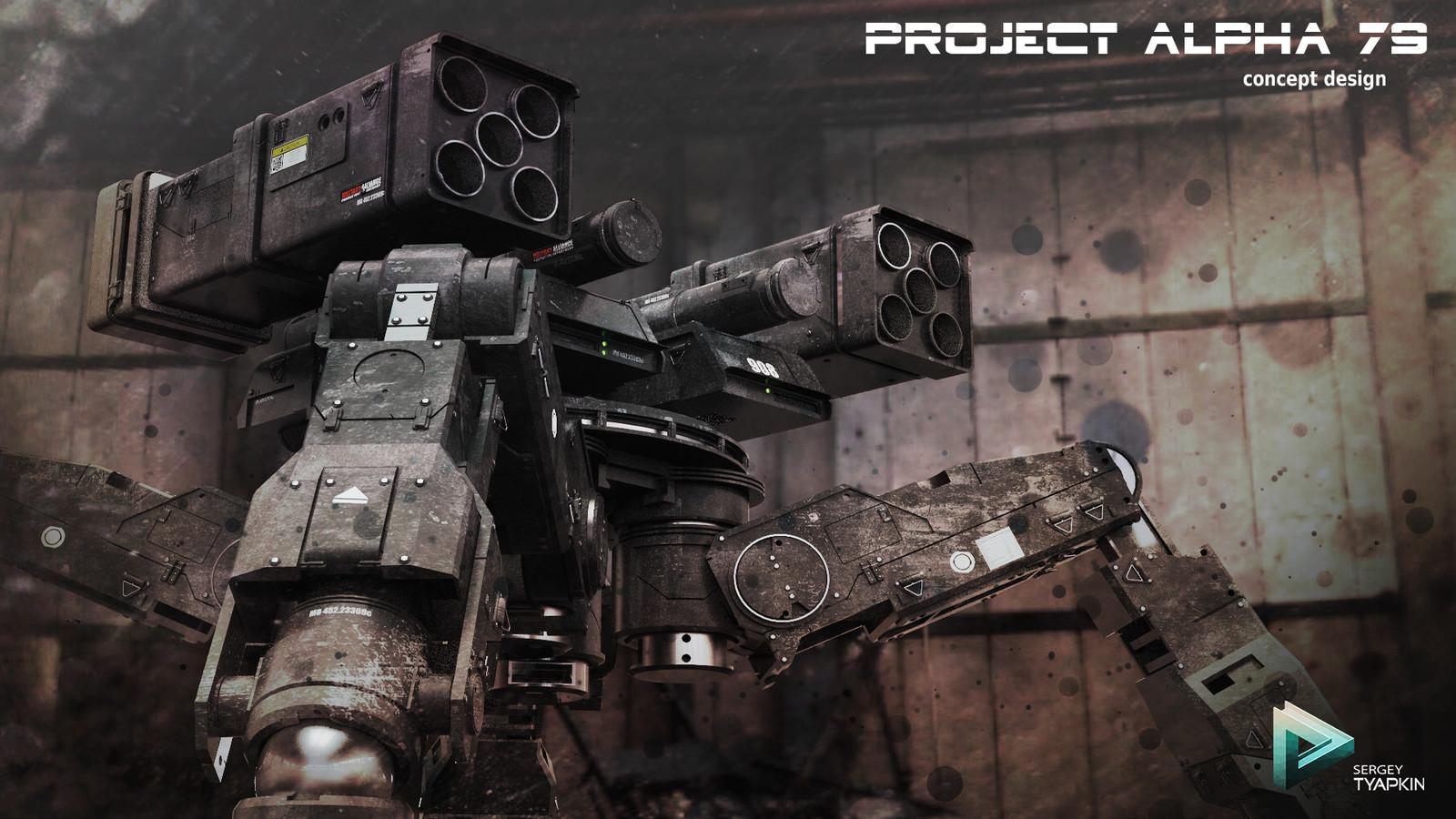 Project Alpha 79