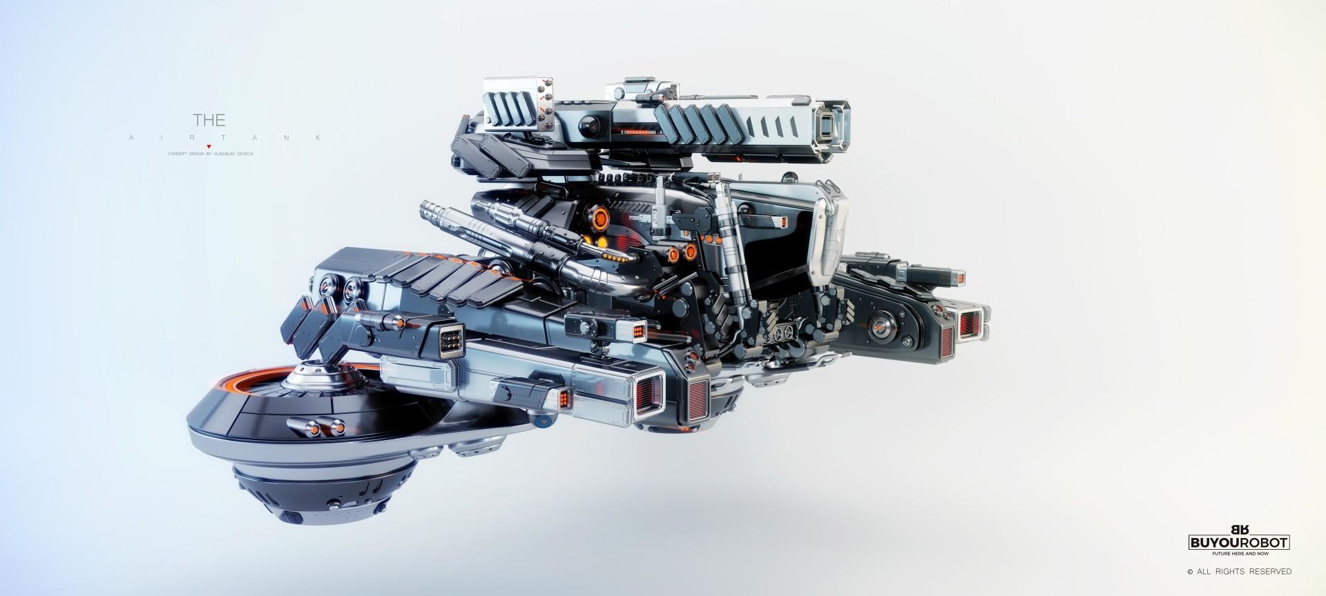 Vladislav ociacia air tank robot 2