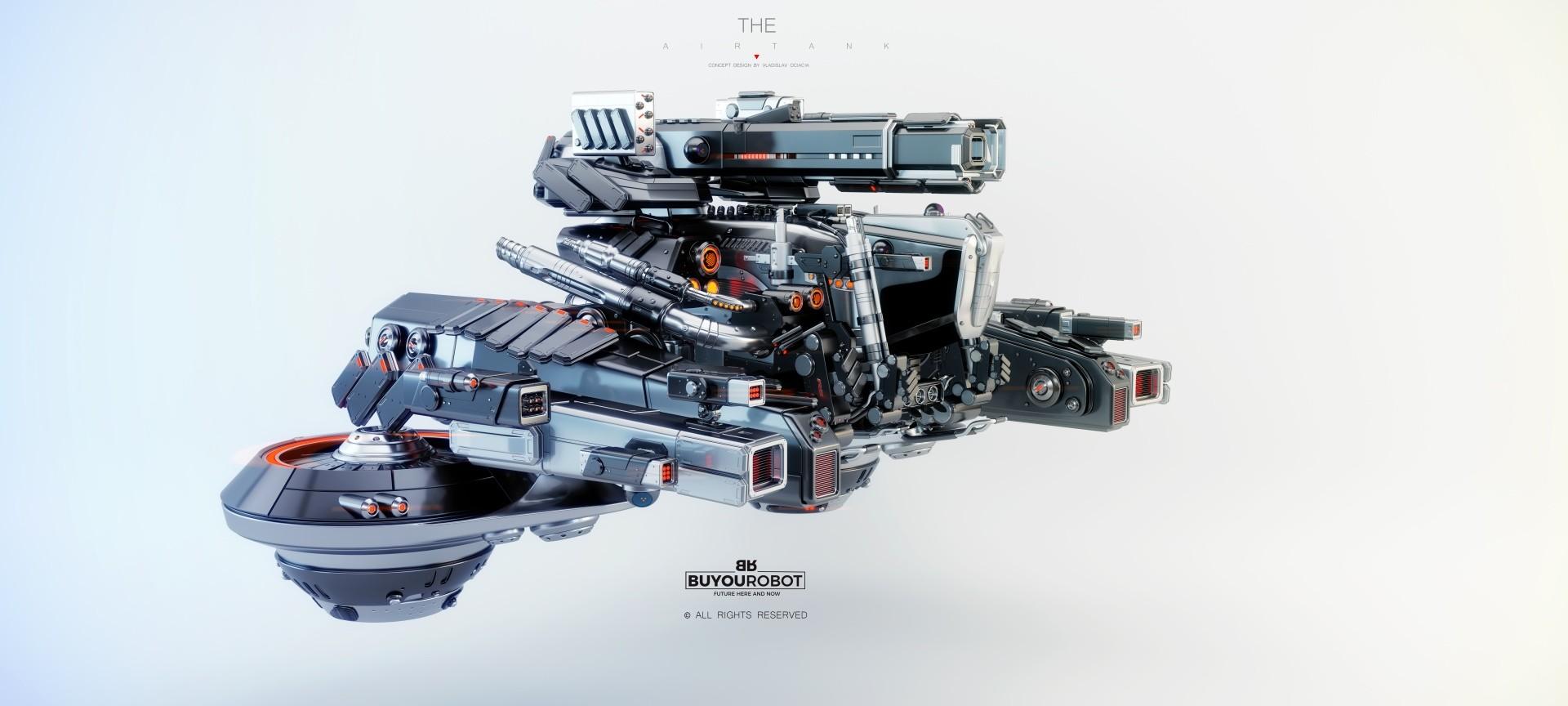 Vladislav ociacia air tank robot 4
