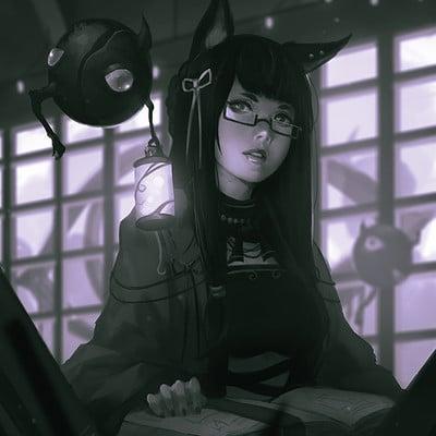 Koyori n librarian