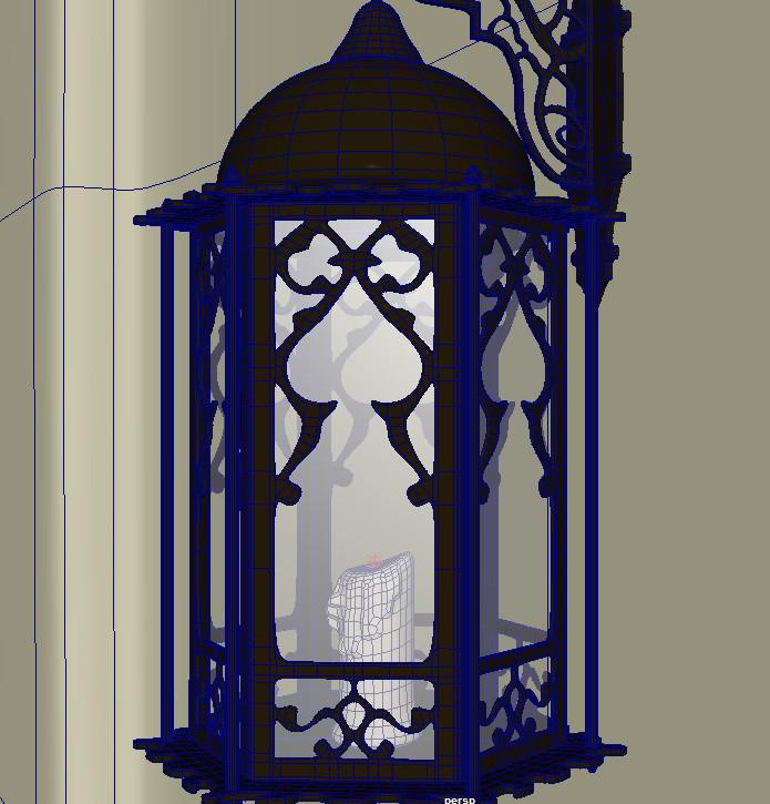 Rajesh sawant morrocon lantern3