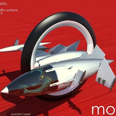 Joachim sverd monoracer58