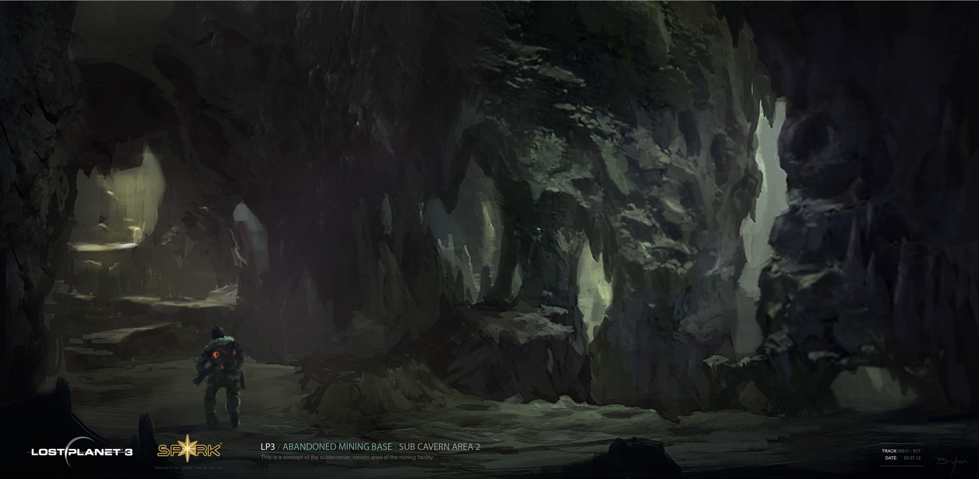 Brian yam mining caves2c template