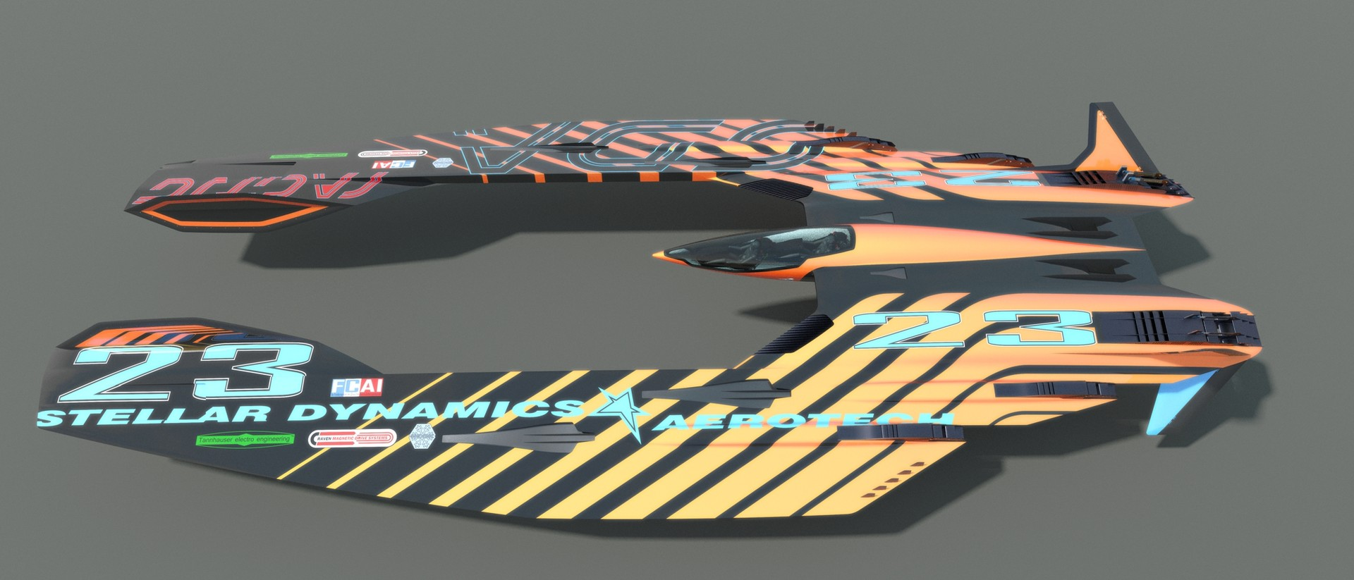 Joachim sverd martian aeroracer35