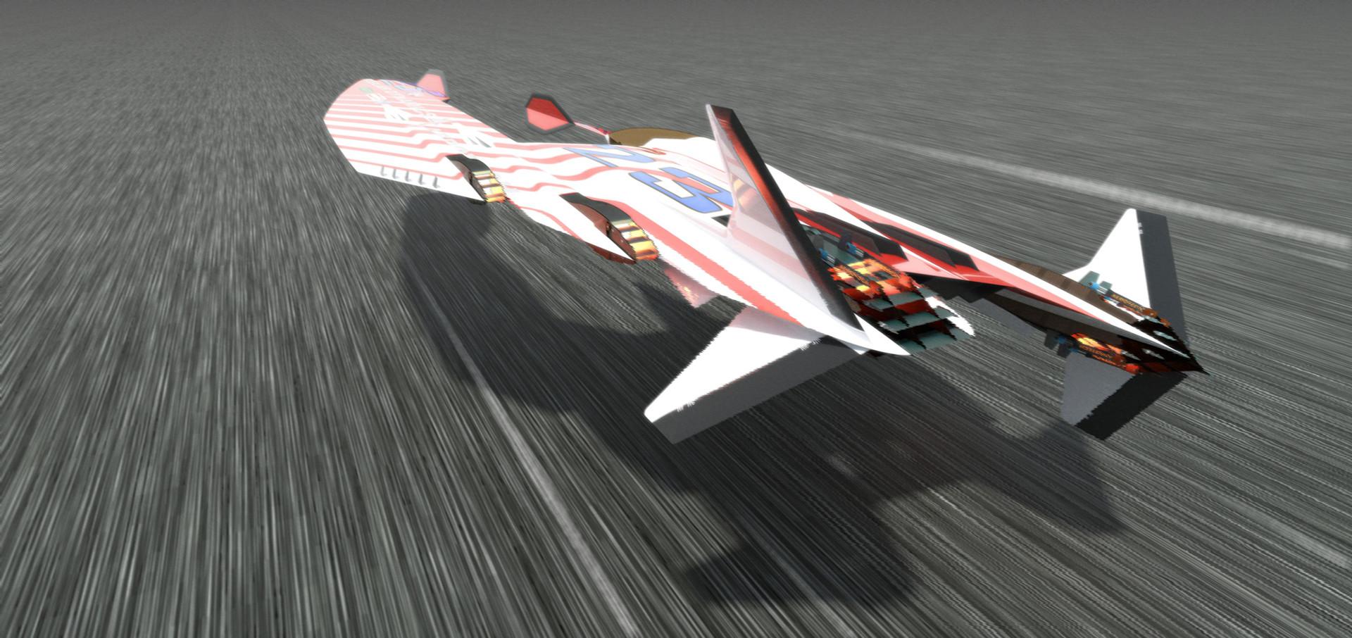 Joachim sverd martian aeroracer25speed