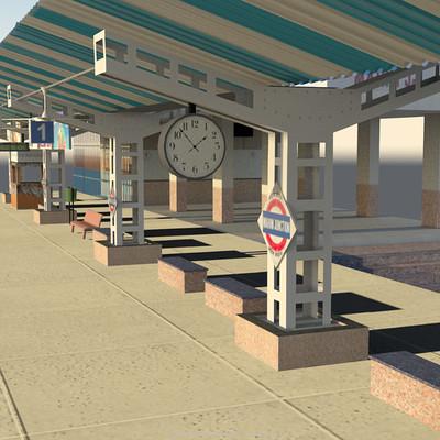 Rajesh sawant mahim platform 1