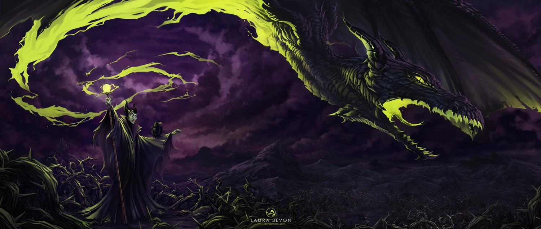 Fanart - Maleficent