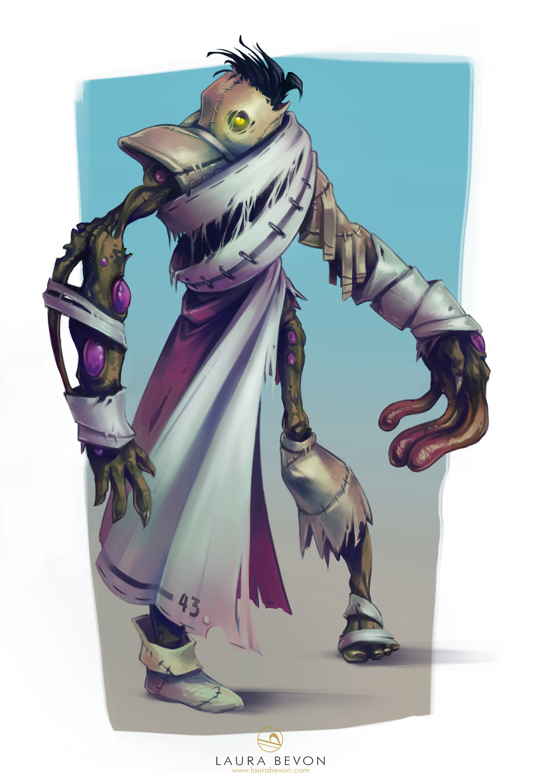 Drawlloween - Zombie