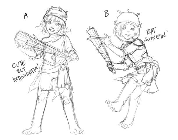 Tanyaporn sangsnit orphan sketch