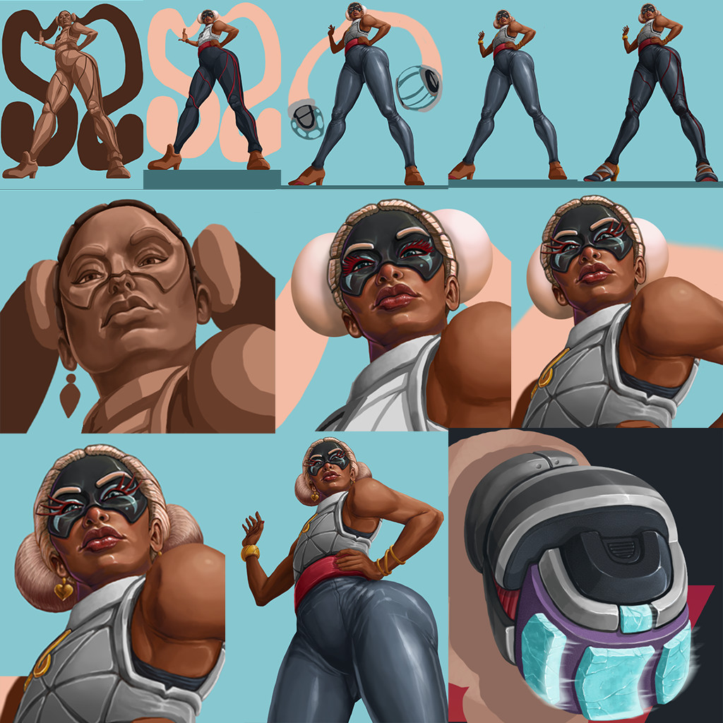 ...and here is the Twintelle process drawing.