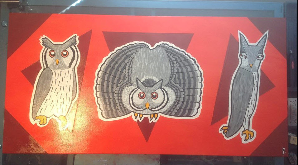 `Transformer Owl`