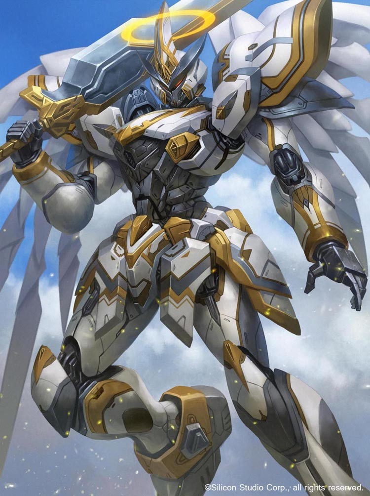 Resultado de imagen para armaduras anime futuristas