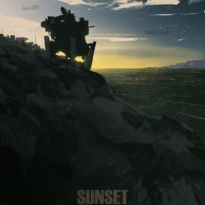 Sina pakzx kasra sunset 3