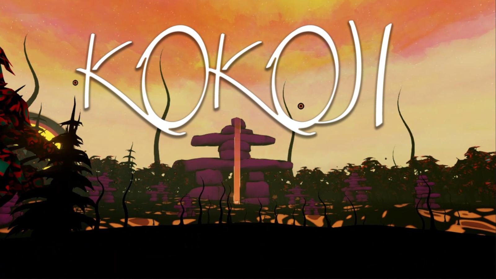 Kokoji Title