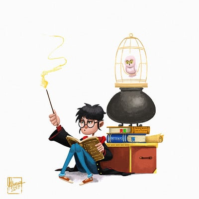 Mayank kumar harry potter
