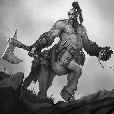 Matthew mckeown centaur 009