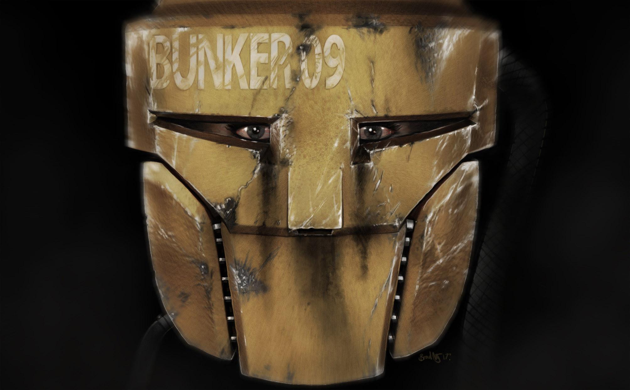 Mask prop 1st concept