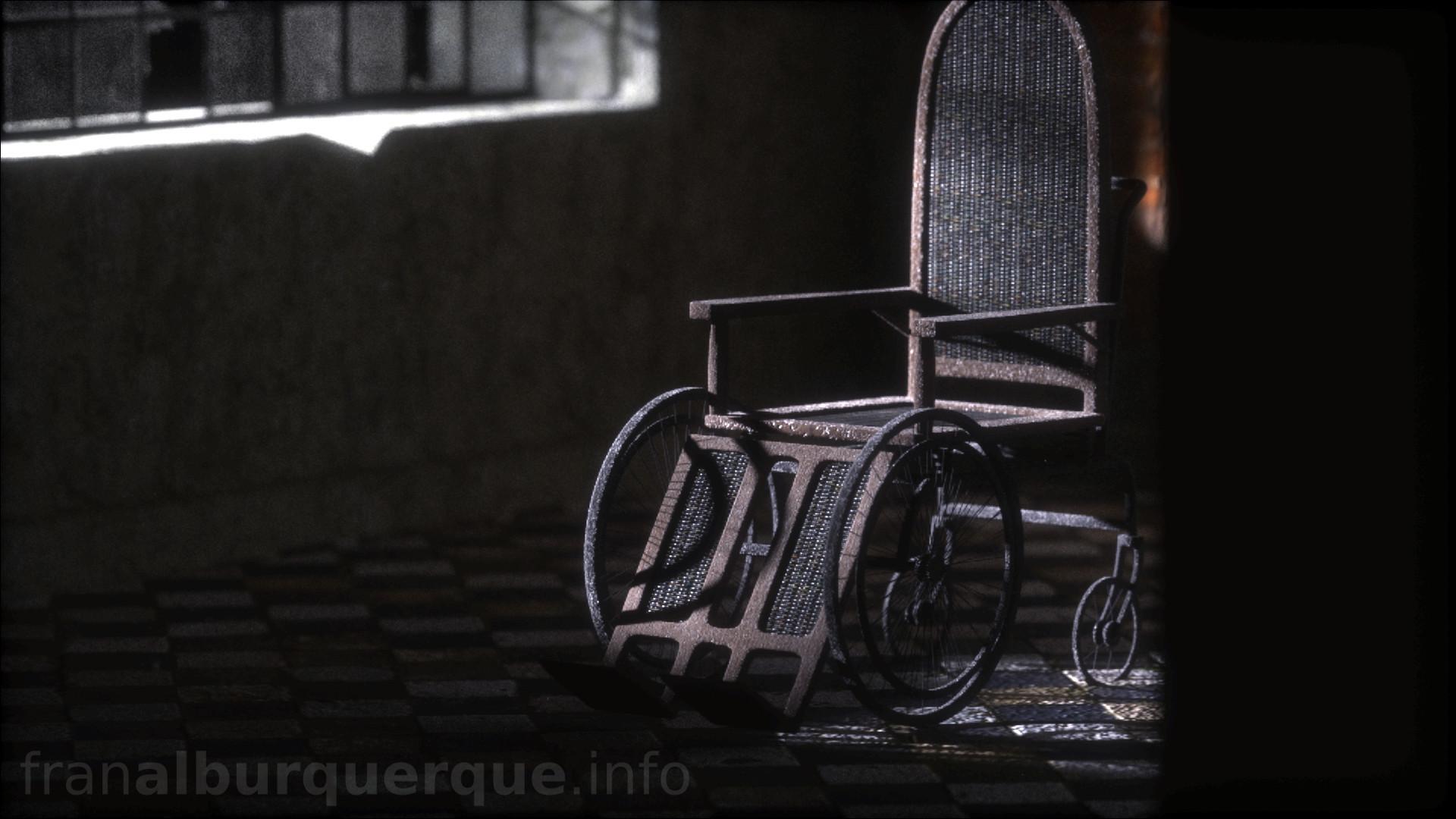 Fran alburquerque wheelchair 01