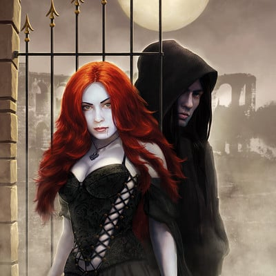 Seraphim: Vampire Saga Book Cover Series