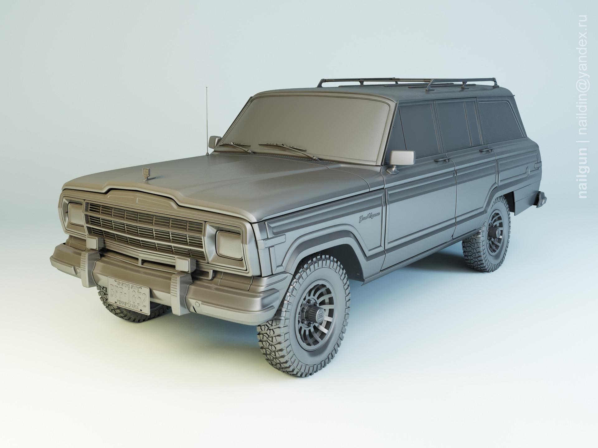 Nail khusnutdinov pwc 039 003 jeep wagoneer modelling 0