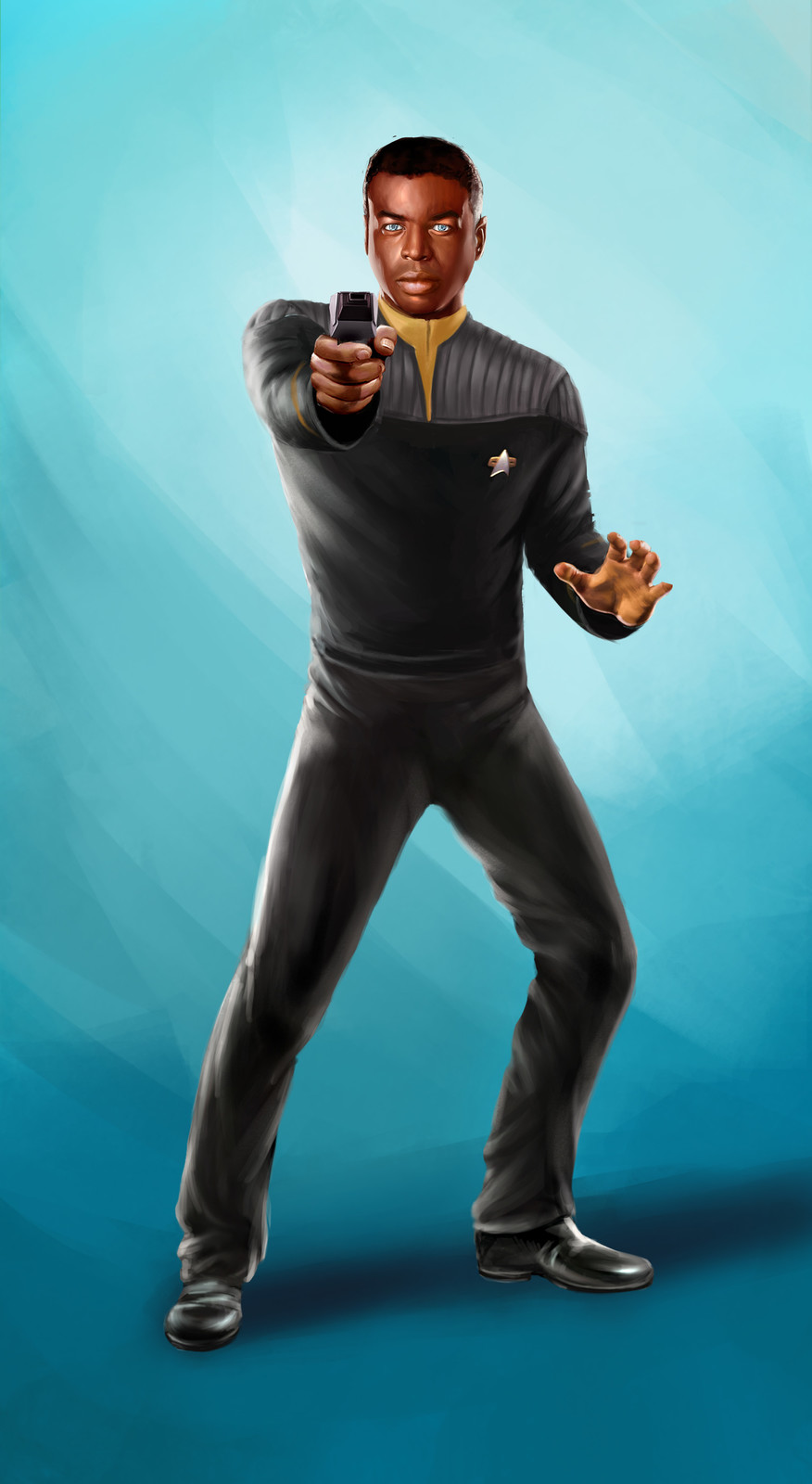 Star Trek Wrath of Gems LaForge Tier 3