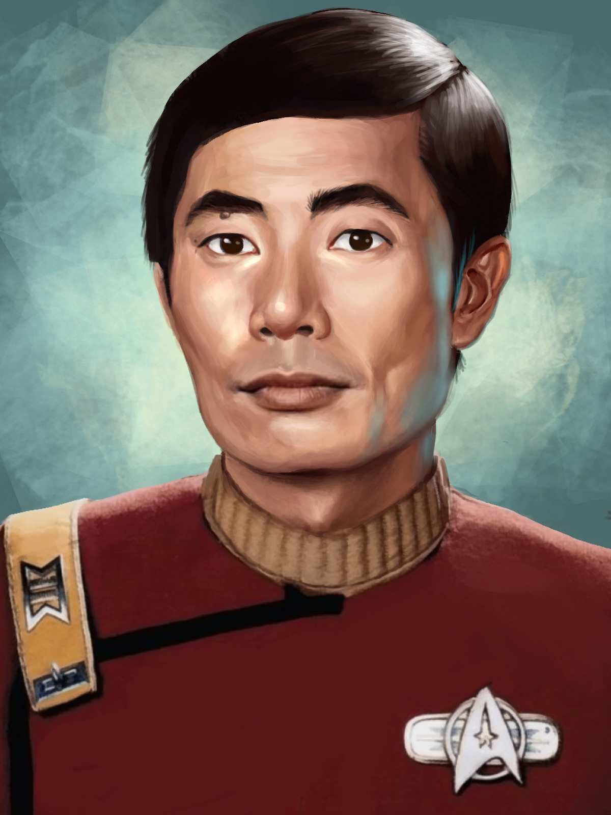 Star Trek Wrath of Gems Federation Sulu