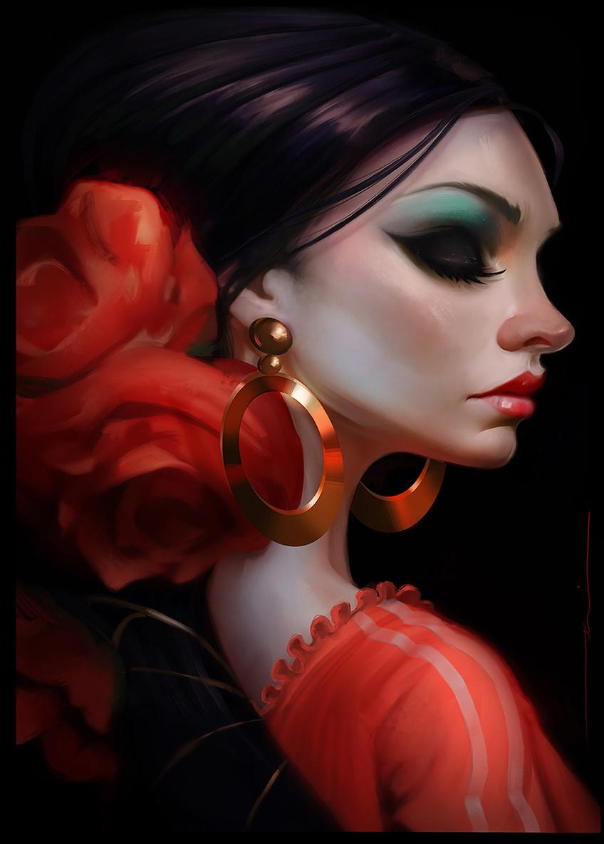 Rocio de Flamenco