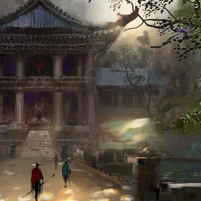 Allen song temple