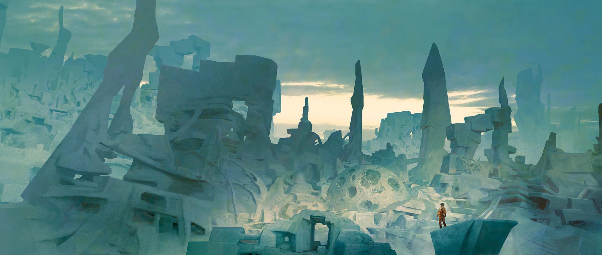 Marc simonetti stone city cm3