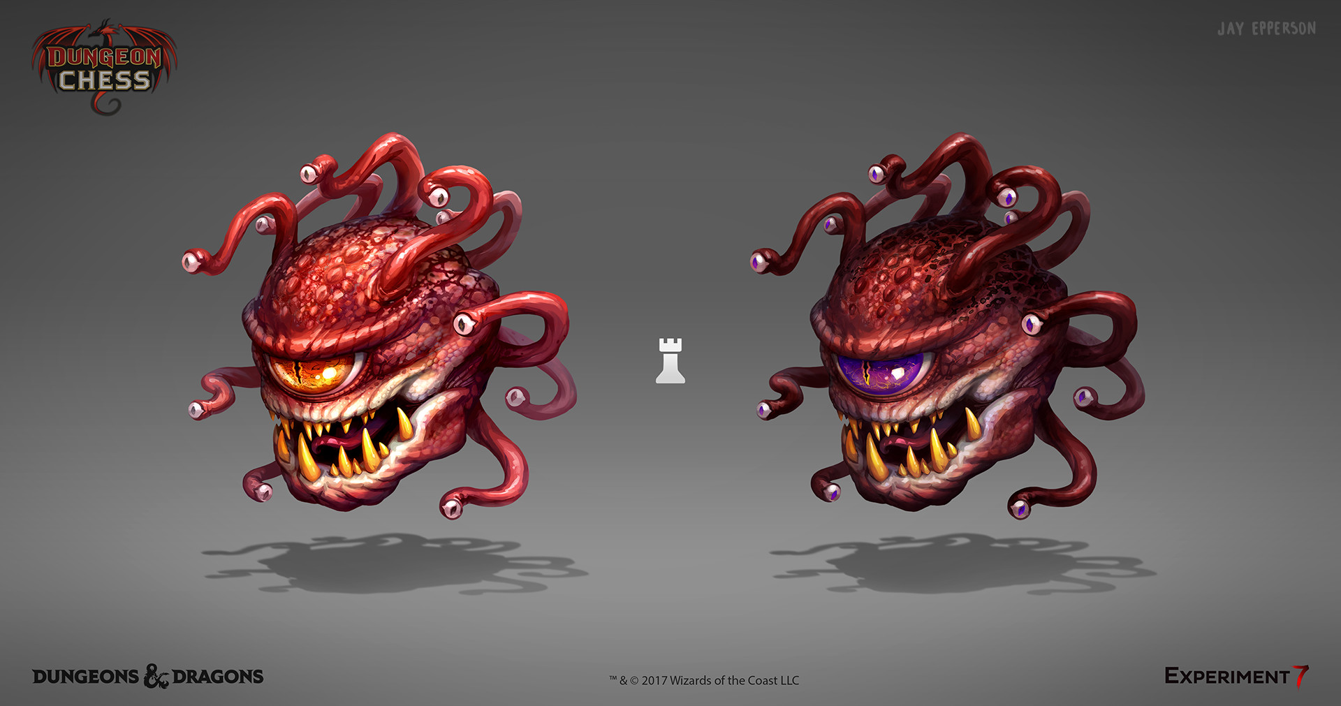 Jay epperson dungeonchess beholder