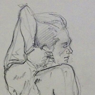 Thomas elliott thomas elliott life drawings 2013 5 minutes pencil on paper a2 2