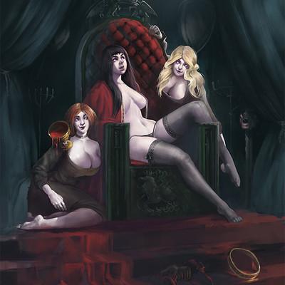 Gareth keenan vampiresluts copy