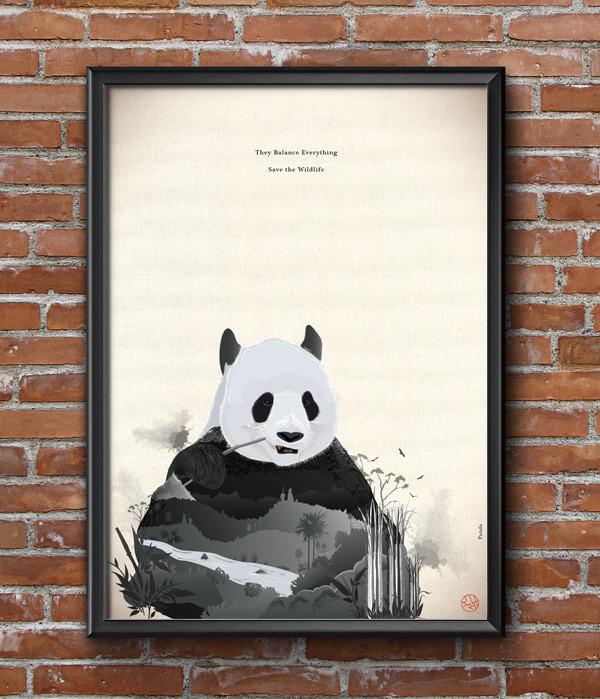 Rajesh sawant panda frame