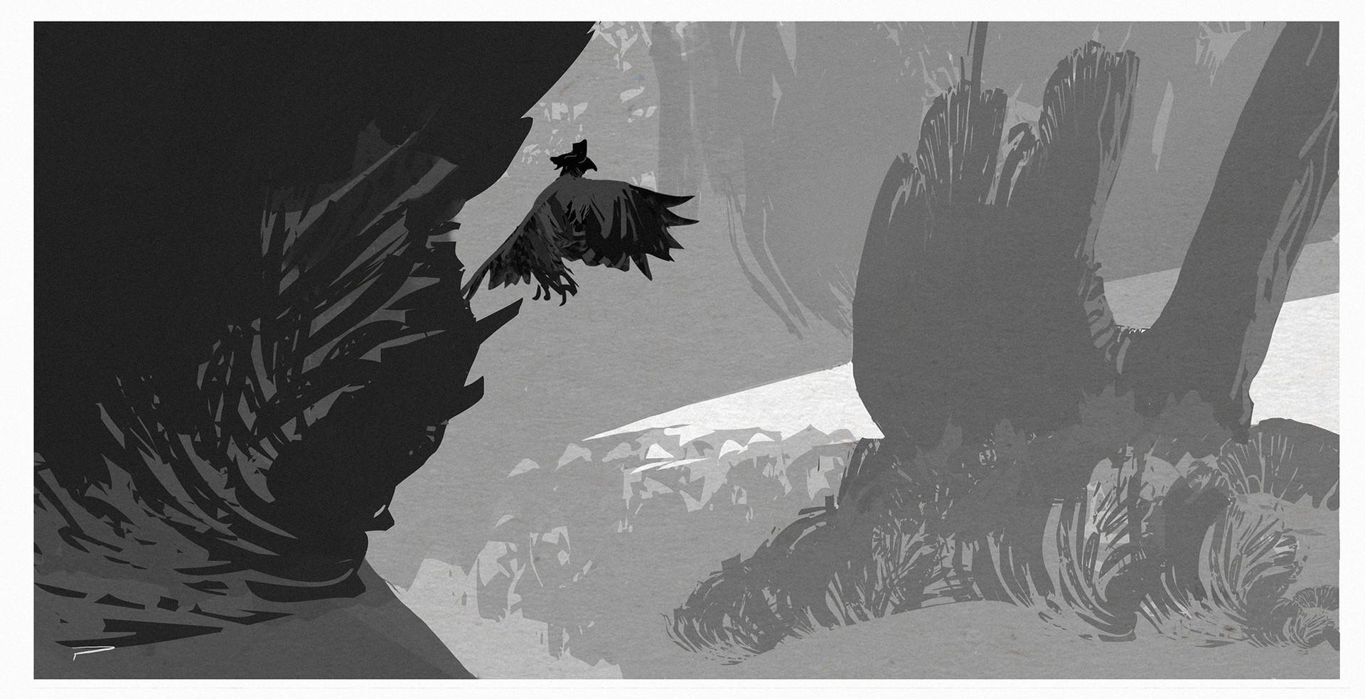 Hugo puzzuoli witch forest 03
