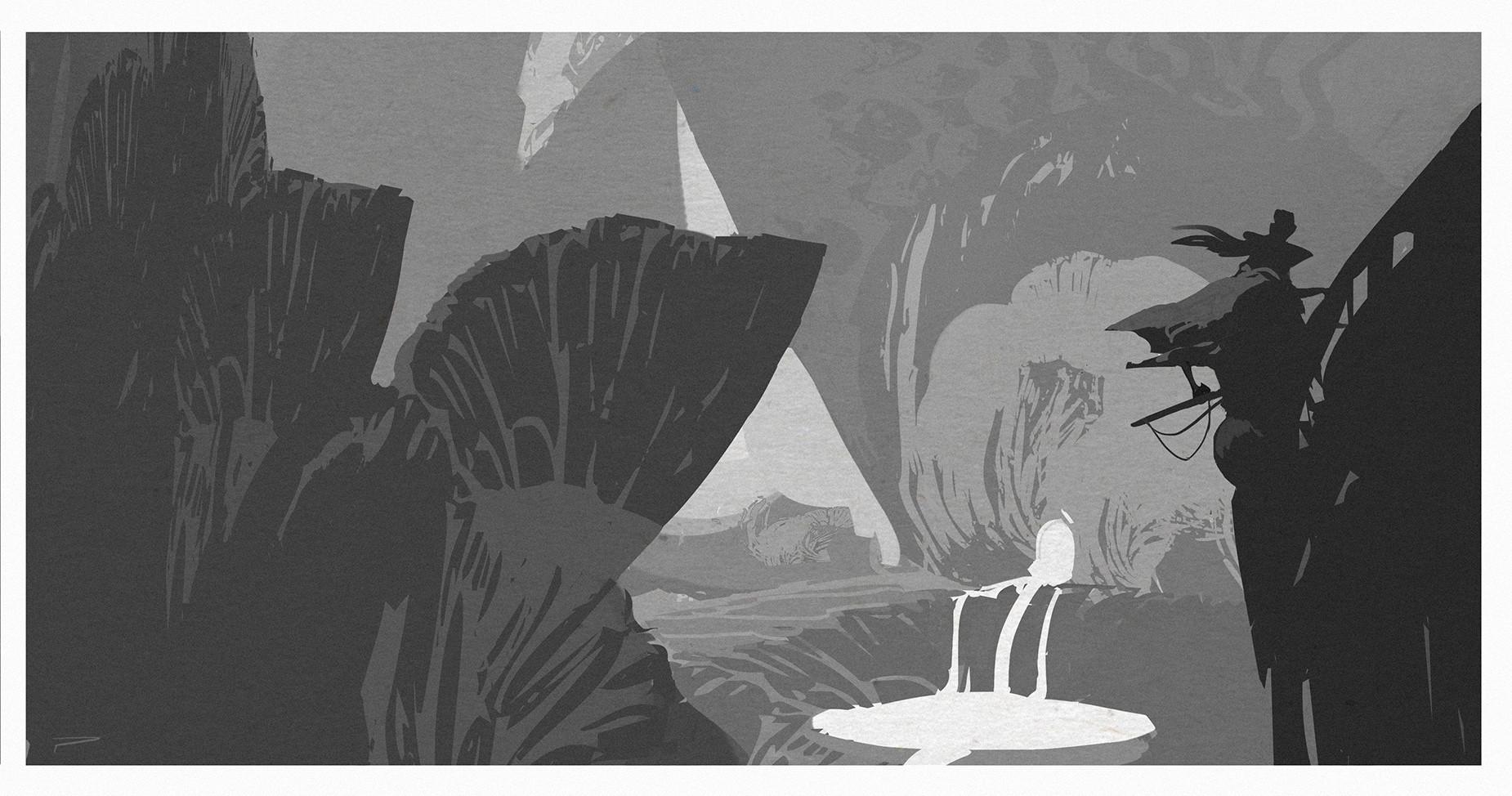 Hugo puzzuoli witch forest 02