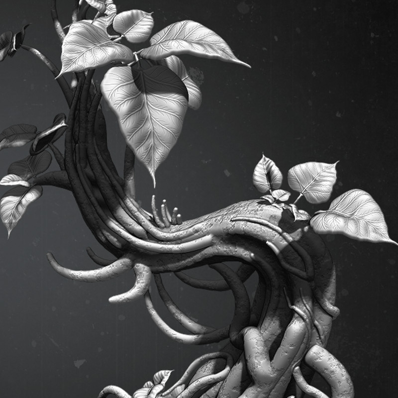 Plant Speedsculpt