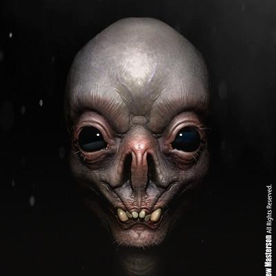 Matthew masterson alien