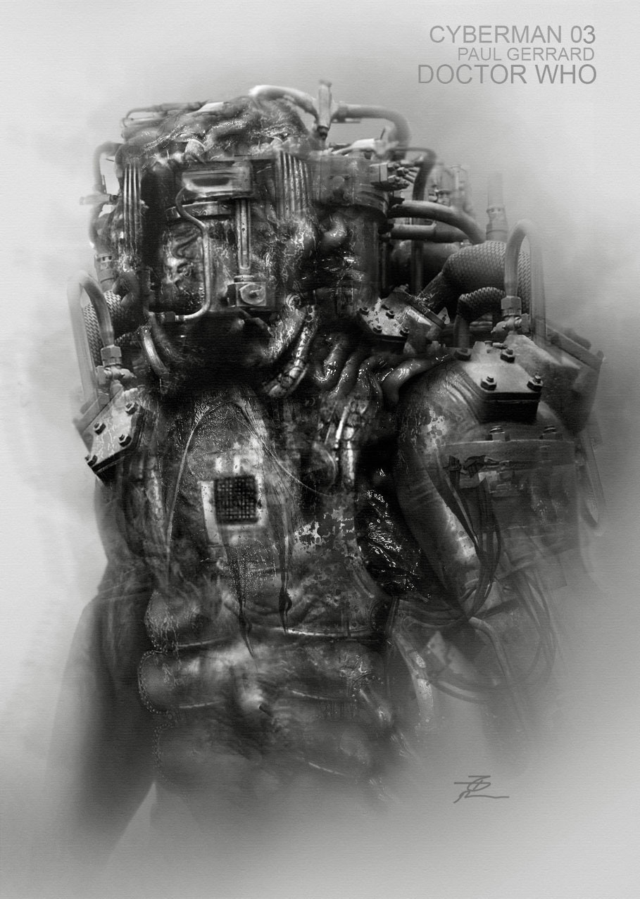 Paul gerrard cyberman 03