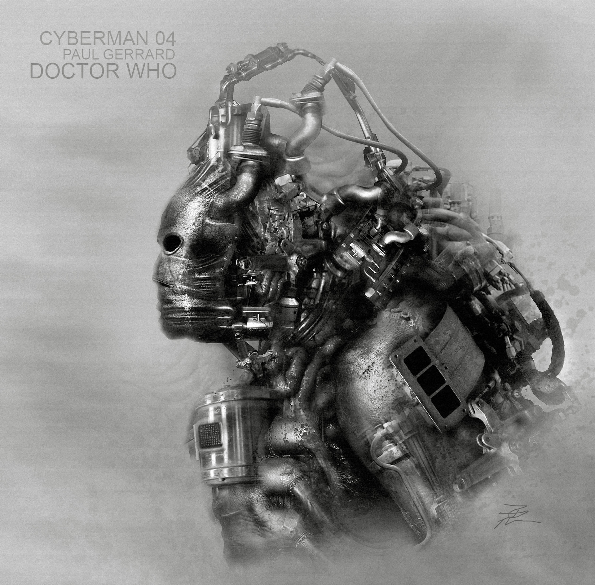 Paul gerrard cyberman 04