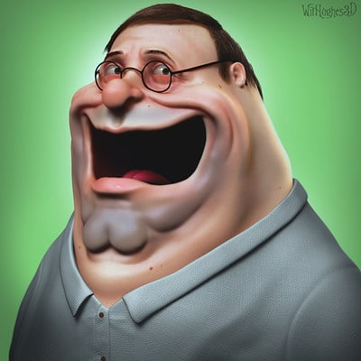 Wil hughes peter griffin