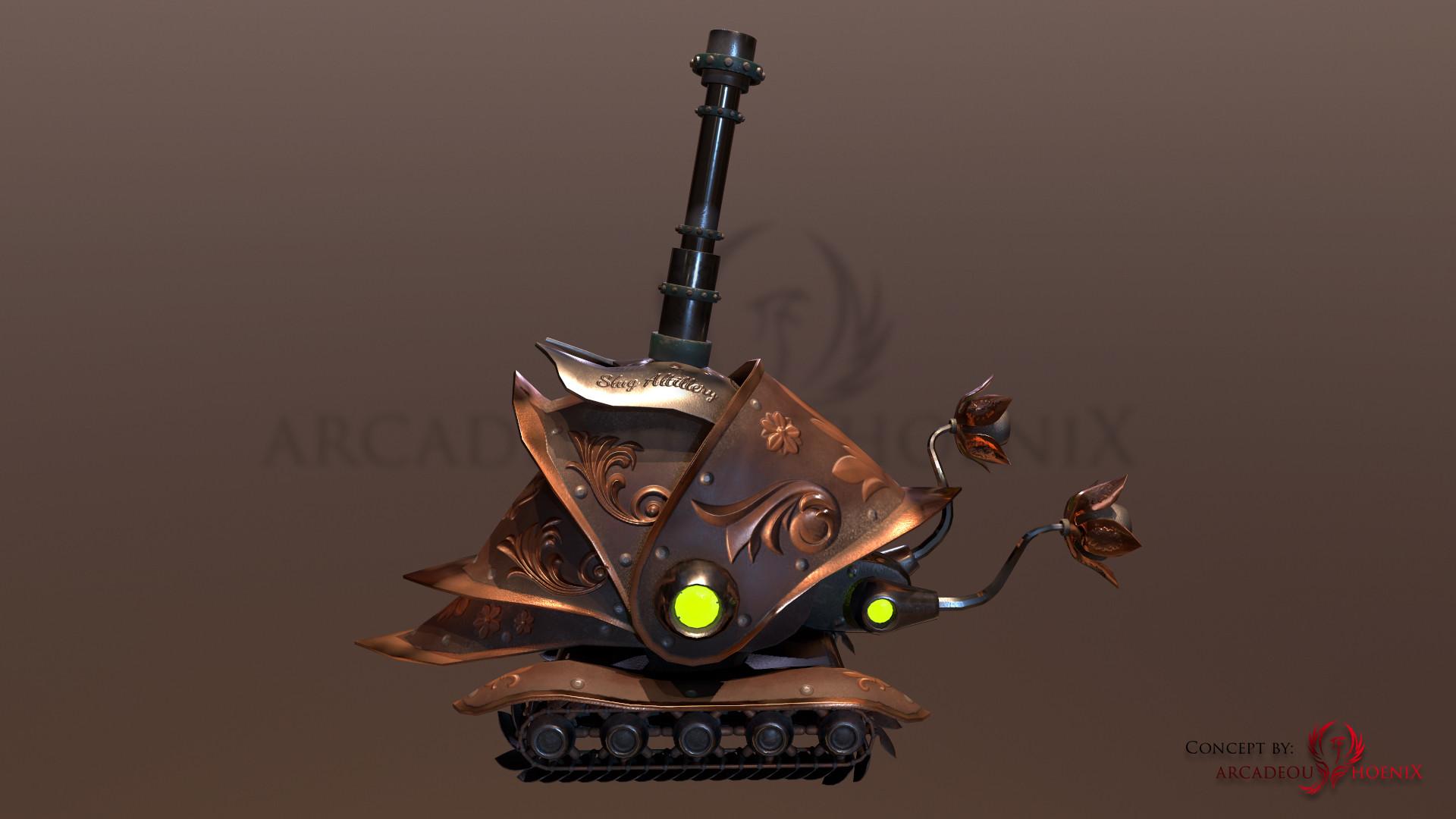 Arcadeous phoenix screenshot003