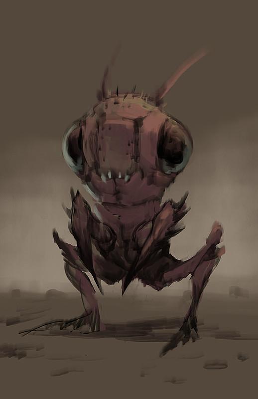 creep's pet