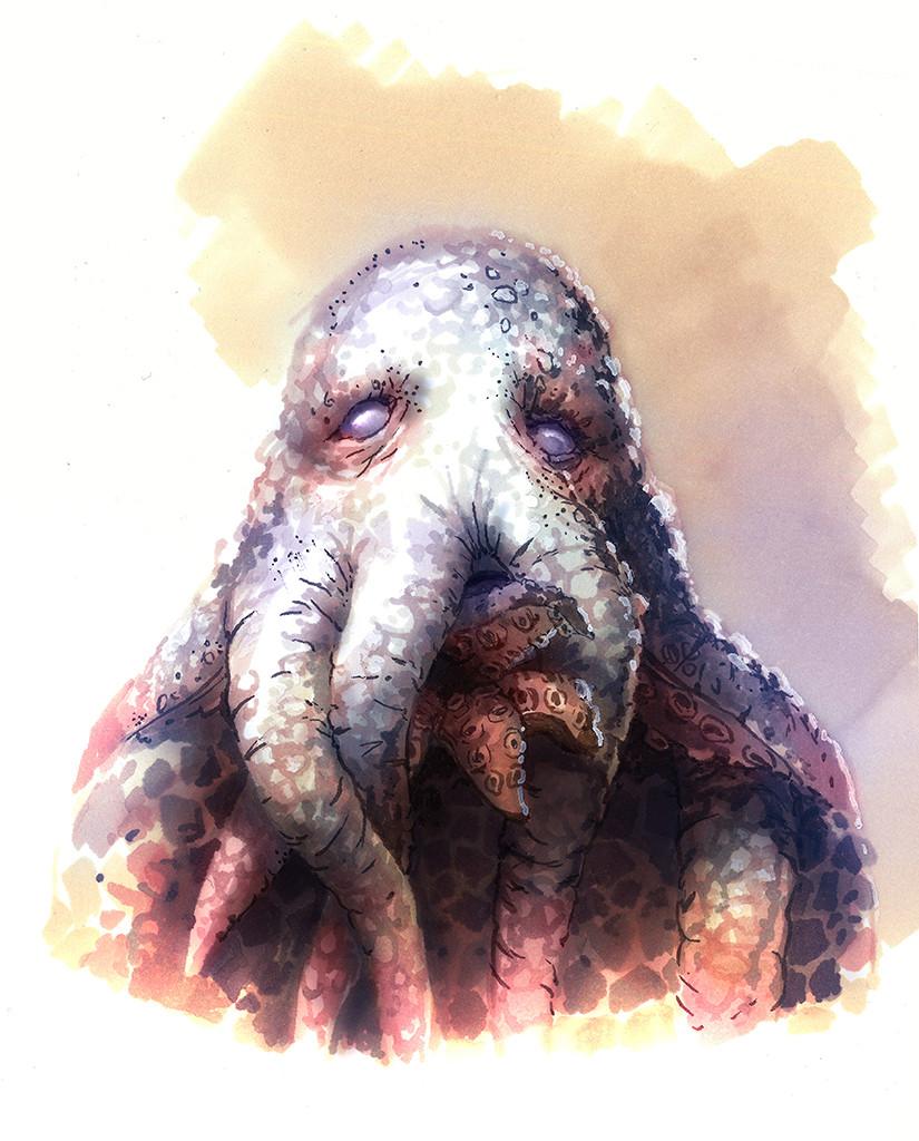 tentacle man 02