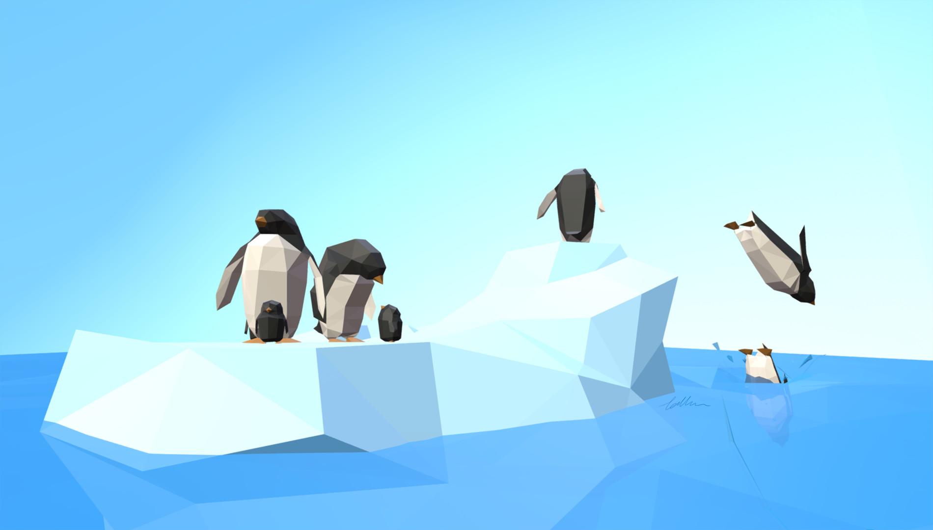 Tallon watt penguins1