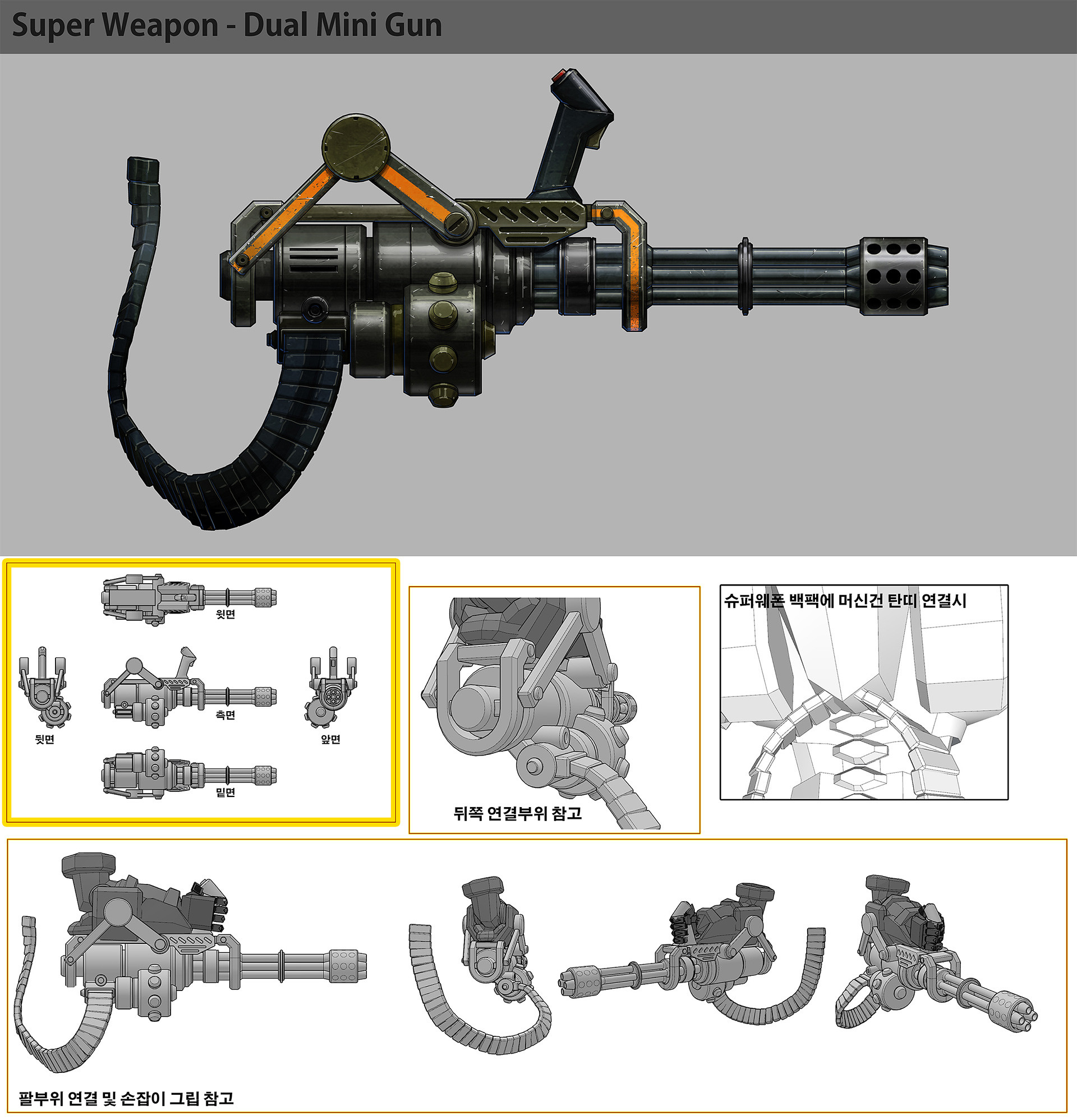 R o iaki superweapon dualminigun 01 2