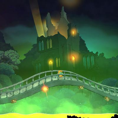 Mar hernandez art riseandshine the bridge